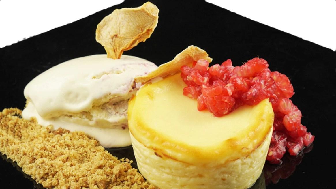 Tarta de queso sin gluten Quinta Gama foodVAC