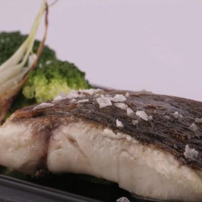 Corvina confitada - Productos Quinta Gama para Alta Cocina - foodVAC