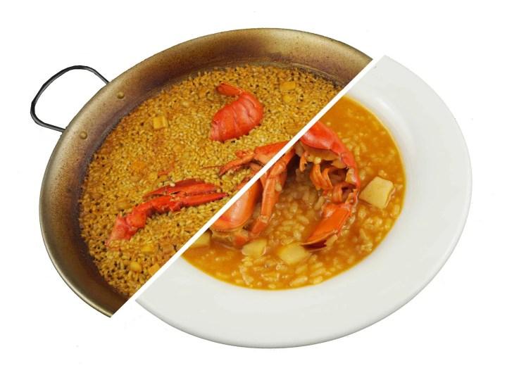Arroz de Bogavante Quinta Gama foodVAC