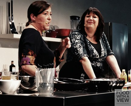 """""""Cook it with Samba"""" at Gourmet Gallery"""