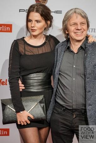 Ruby O. Fee & Andreas Dresen Medienboard Berlin-Brandenburg Reception @ Berlinale 2015
