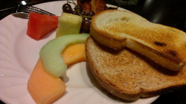 Hadsten House Inn and Spa Breakfast Buffet
