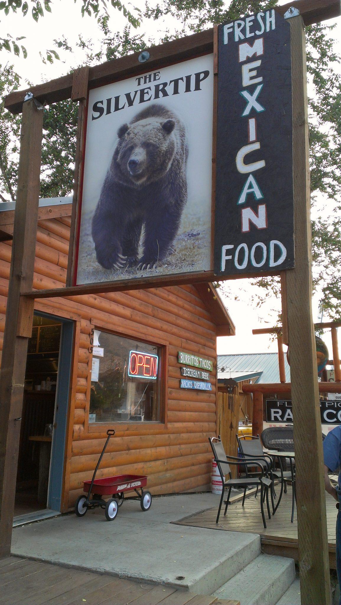 Silvertip Restaurant