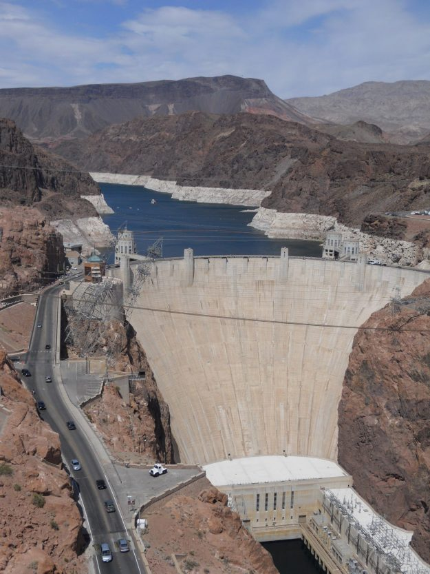 The magnificent Hoover Dam