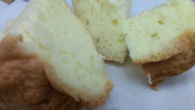 Sponge cake my coworker gave me