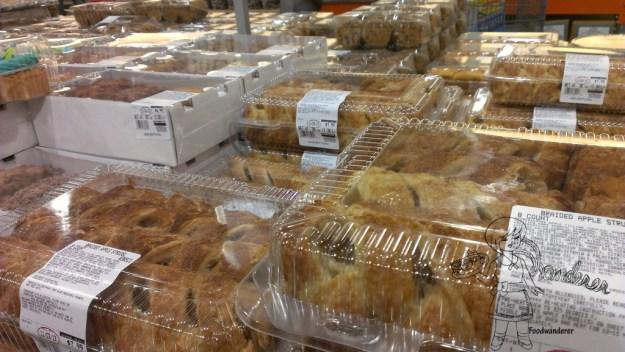 Costco Bakery - Foodwanderer - Foodwanderer