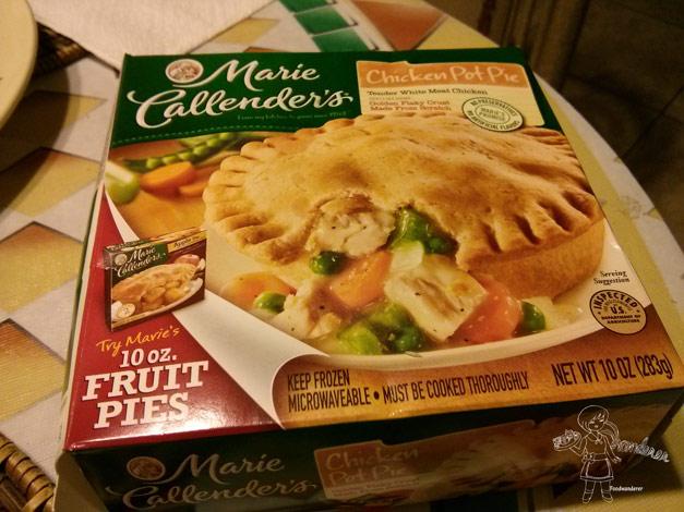 Marie Callendars Chicken Pot Pie