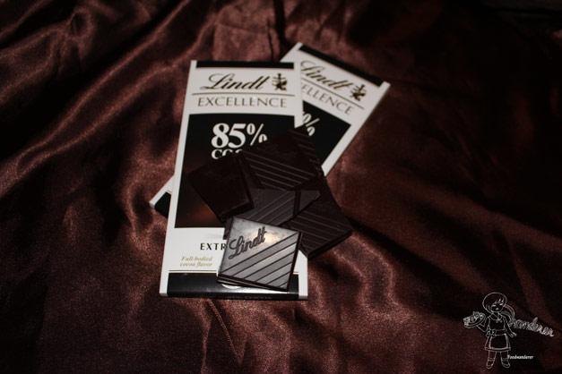 Lindt 85% Dark Chocolate