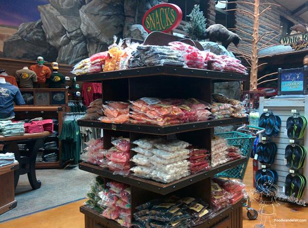 Bass Pro Shop Candy
