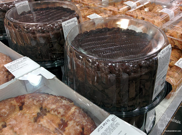 Size Of Costco S All American Chocolate Cake