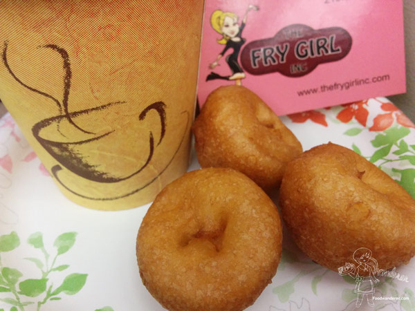 The Fry Girl Inc Donuts