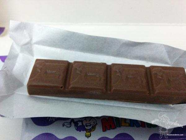 Milkinis Milk Chocolate