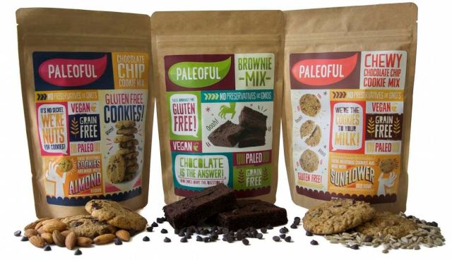 Chocolate Chip Cookie Mix, Chewy Chocolate Chip Cookie Mix and Brownie Mix