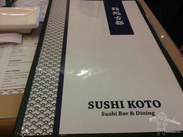 Sushi Koto Sushi Bar & Dining