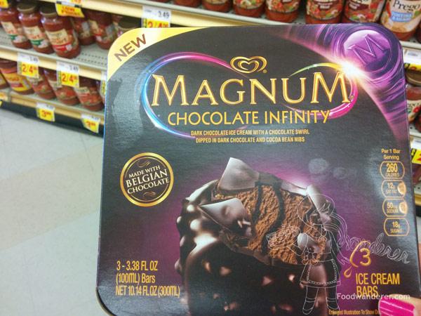 MAGNUM Chocolate Infinity