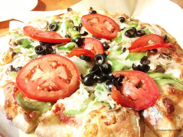Montana Veggie Pizza