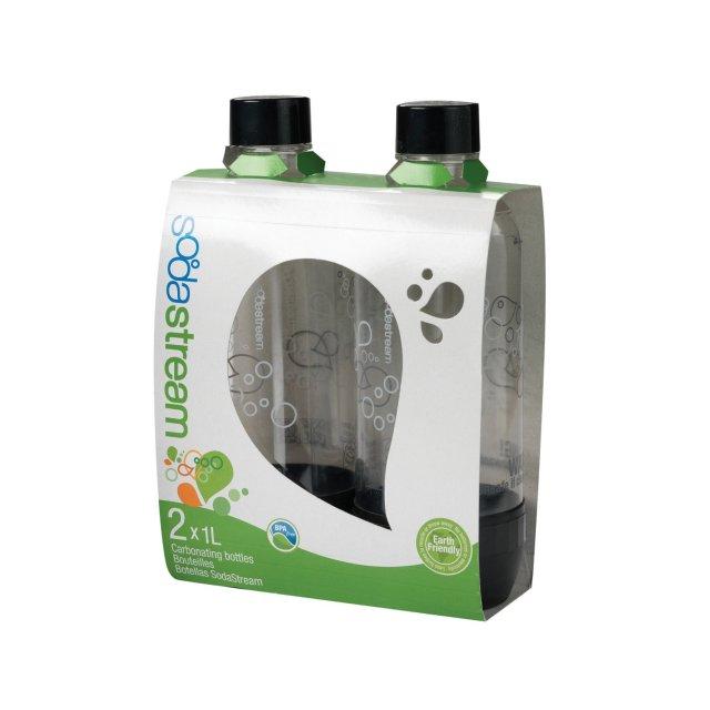 Carbonating soda bottles