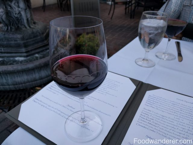Christakis Red Wine