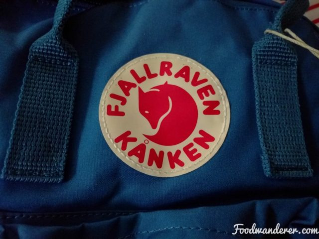 Kanken Mini logo