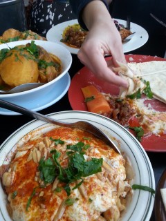 Banquet for two Moroccan Soup Bar