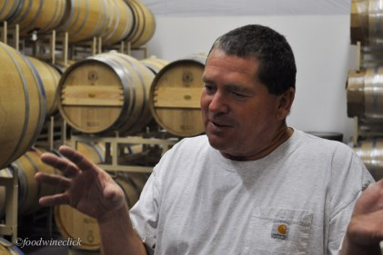 Curt gets so excited talking about their experience as winemakers at Rulo.
