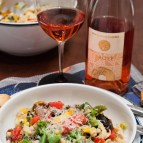 Pasquale Pelissero Crose Nebbiol Rose wine