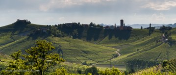 One final look back to Barbaresco in the afternoon