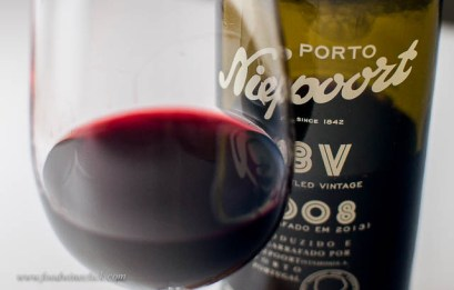 Late Bottled Vintage (LBV) is a different animal, closer to ruby than tawny. Much darker and more primary fruit.