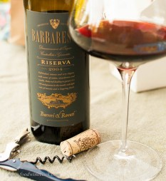 Barbaresco Riserva DOCG 2004 - don't think you're getting a $50+ dollar wine for $20, but nice enough.