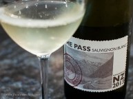 The Pass Marlborough Sauvignon Blanc - spot on for NZ Sauvignon Blanc