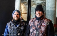 My friends and favorite local farmers, Brandon (L) and Mike (R) of Sunshine Harvest Farms