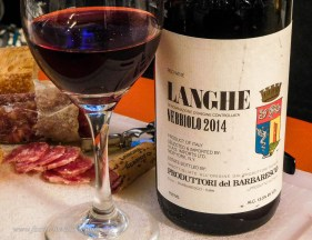 Langhe Nebbiolo is great at apertivo time if you have some charcuterie