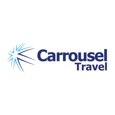 carrousel travel logo