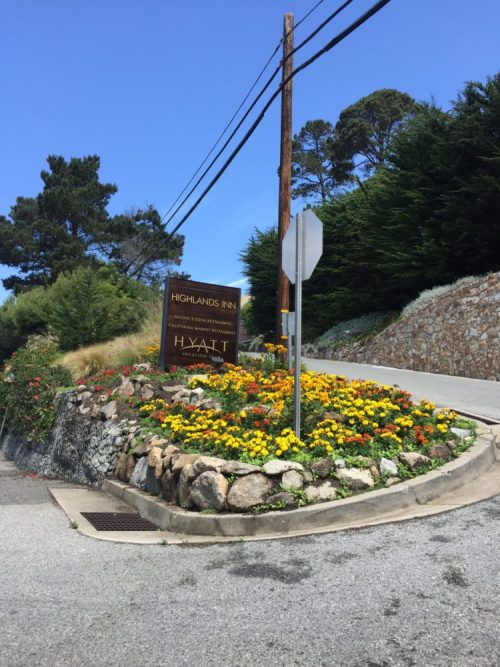 Tickle Pink Inn Carmel, Grand Hyatt Carmel