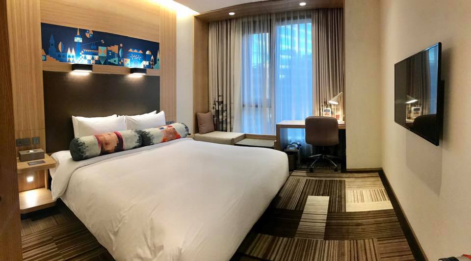 Friends Food Wine Travels Review Hotel: Seoul Travel Blog: Aloft Hotel Myeongdong (Review