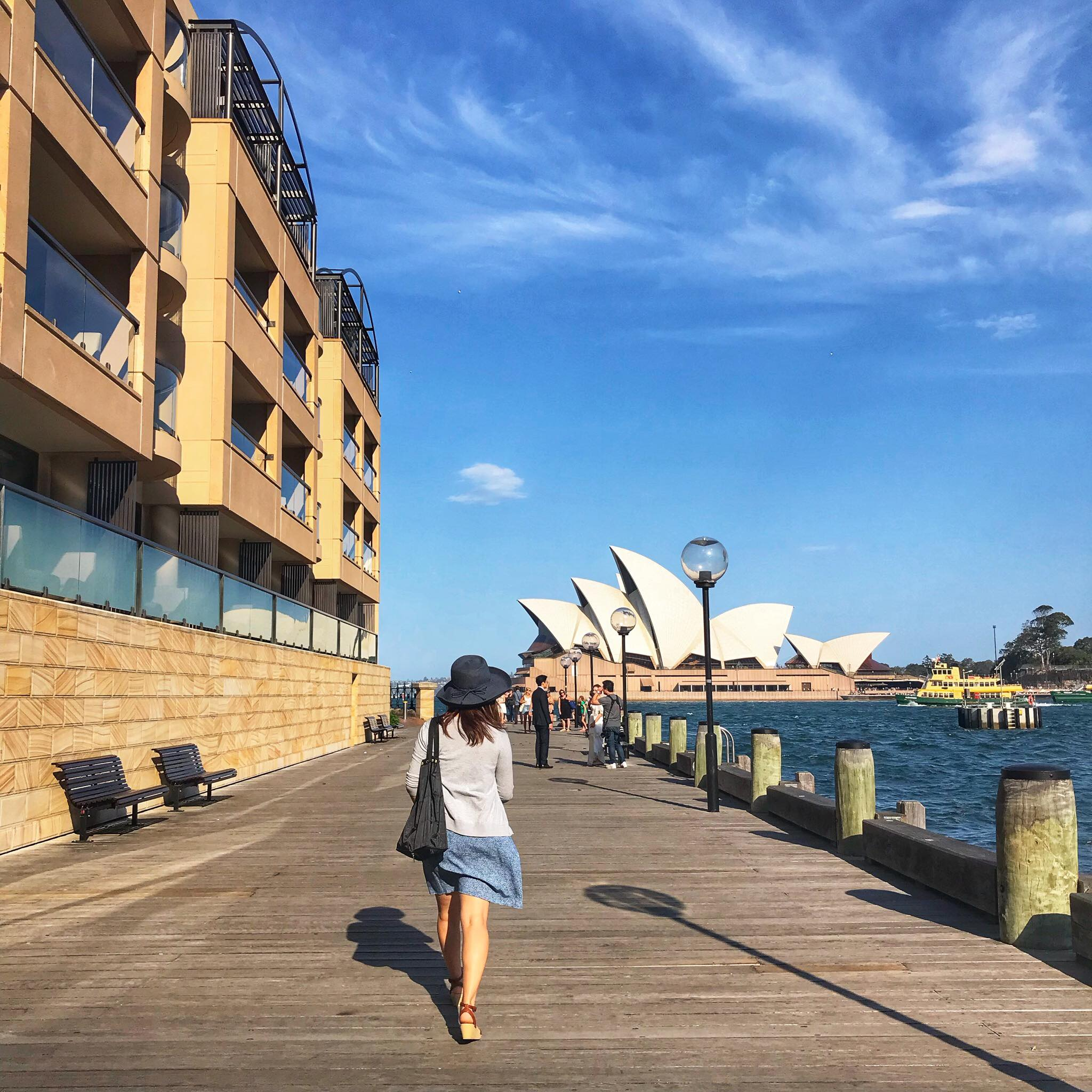 Sydney Day 1 Itinerary - Best Place to Take IG Photos in ...