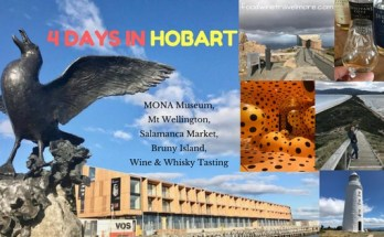 4 days in Hobart Foodwinetravelmore