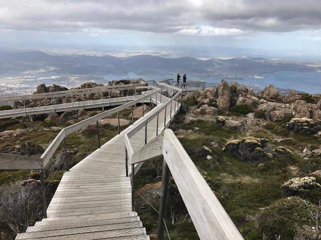 mount wellington observation deck hobart