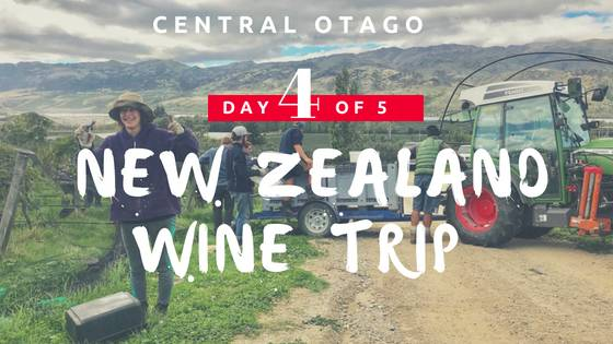 NZ Wine Trip Central Otago Day 4