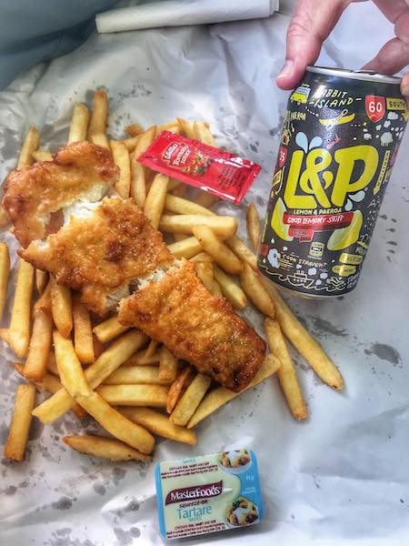 hanmer springs fish and chips and l&p