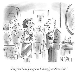 New Yorker cartoon on foodwithaview.com