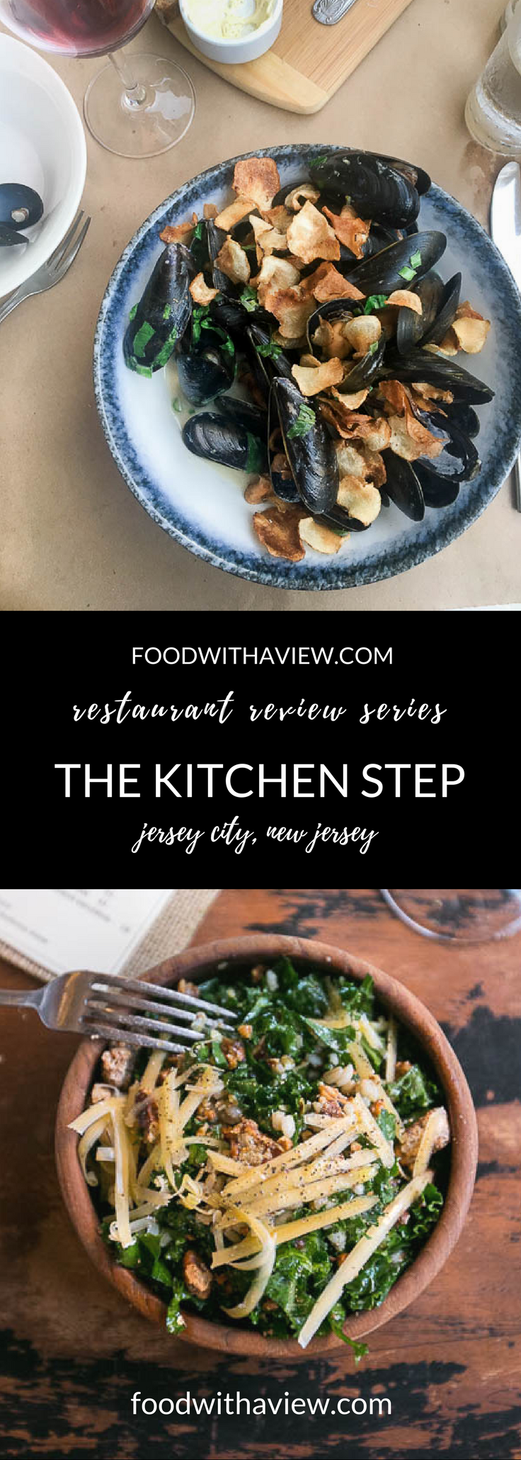 Foodwithaview.com NJ | NYC Restaurant Reviews | The Kitchen Step | Jersey City, New Jersey
