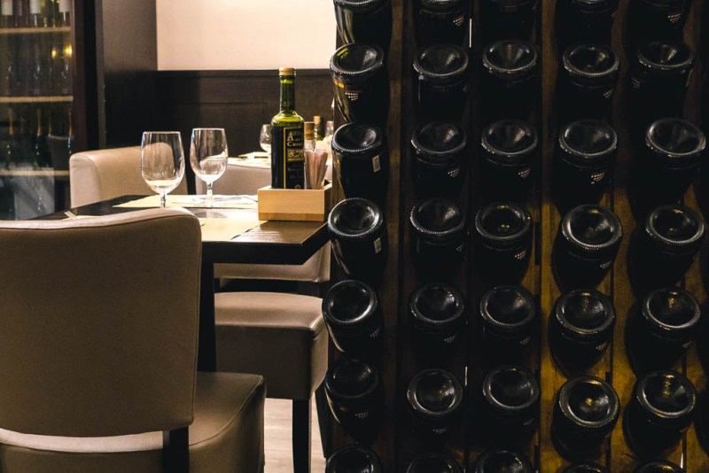 Wine bar for date night | best NJ restaurants for date night | foodwithaview.com