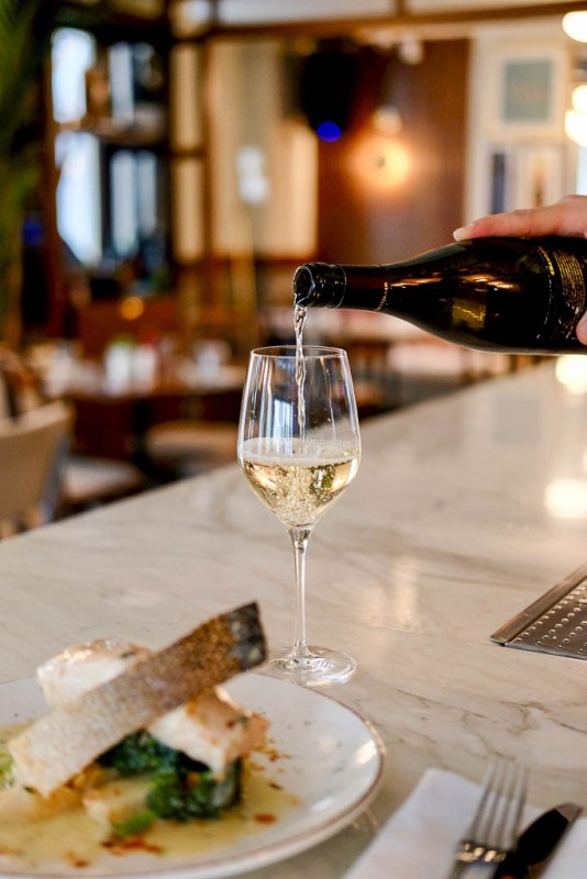 wine pairing and tasting menus for date night | best NJ restaurants for date night | foodwithaview.com