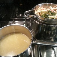 Lavish Homemade Fish Stock!