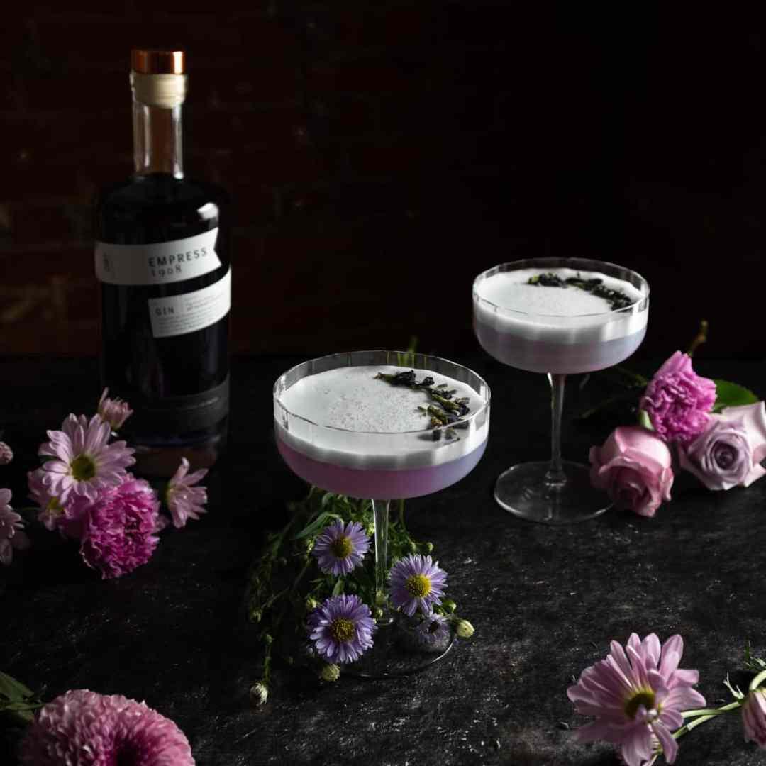 Empress 1908 Gin Cocktails