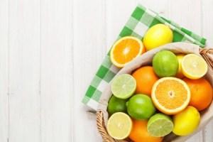 Citrus antioxidants - a colourful way of reducing oxidative stress. Copyright: karandaev / 123RF Stock Photo