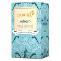 Pukka. Refresh Tea.