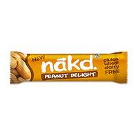 A bar of Nakd Peanut Delight