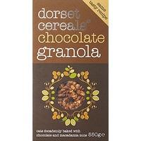 Dorset Cereals Chocolate Granola (550g)